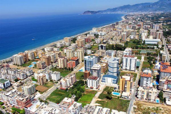 Alanya kõige mõnusam linnaosa Mahmutlar