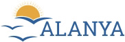ALANYA, TÜRGI Logo
